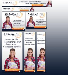 Cabama.eu - Bannerset